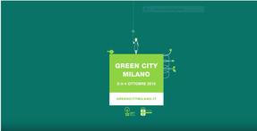 GREEN CITY MILANO TRE GIORNI DEDICATI AL VERDE IN CITTA , IL 2,3,4 OTTOBRE 2015